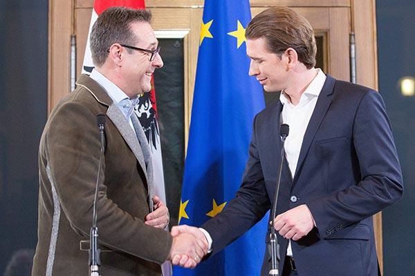 Партия-победитель выборов в Австрии заключит коалицию с ультра-правыми