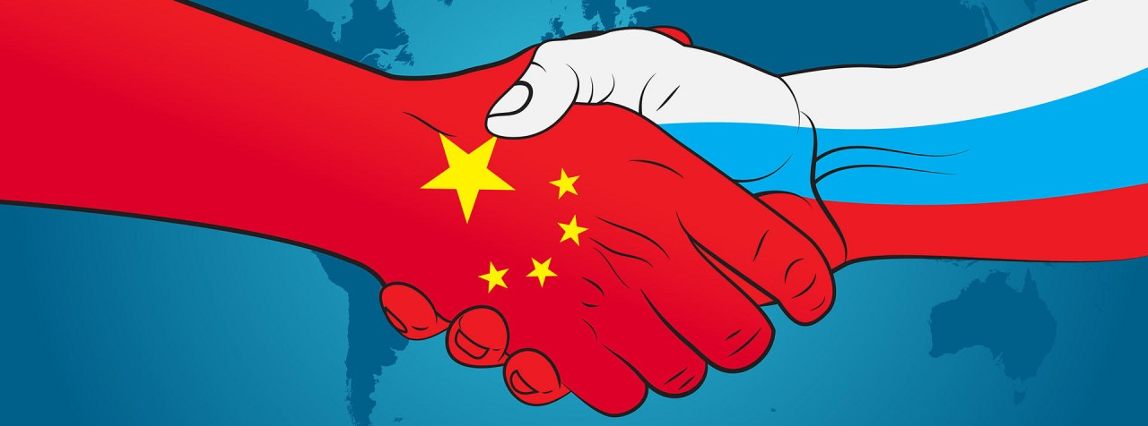 Сдавленный писк из Вашингтона: «русские не дружите с Китаем»
