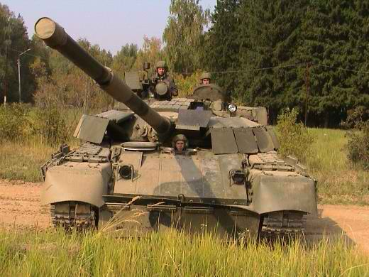 Контракт на модернизацию танков Т-80