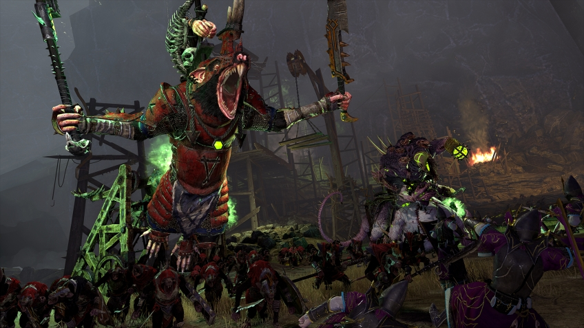 Авторы Total War: Warhammer 2 представили скавенов