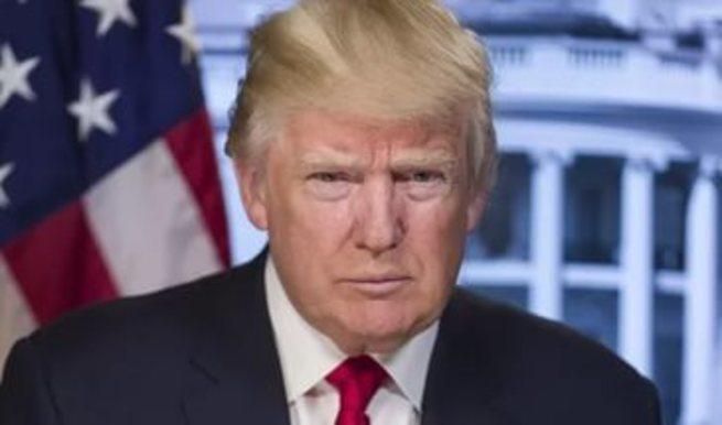 Трамп, как президент, в принципе не может быть самостоятельной фигурой?