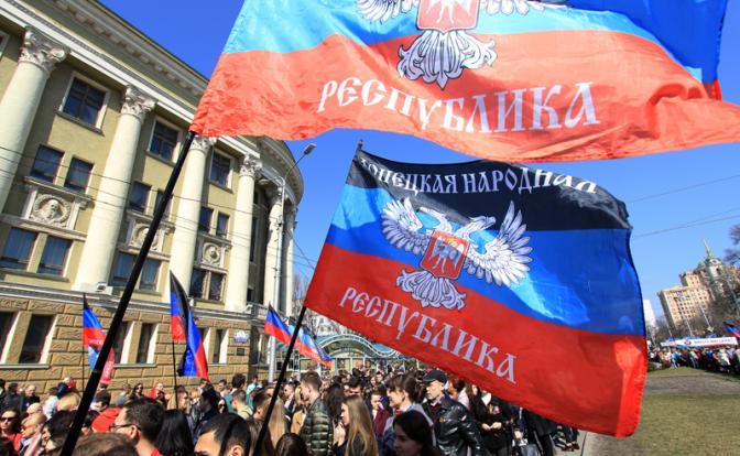 Москва все же не отдаст Донб…