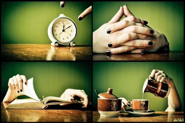 Усердно «работать», не делая ничего — это занятие похоже на замкнутый круг