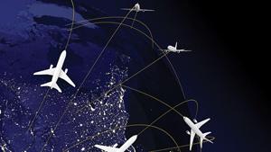 Rockwell Collins и Airbus внедряют решение для автоматического отслеживания маршрута полета