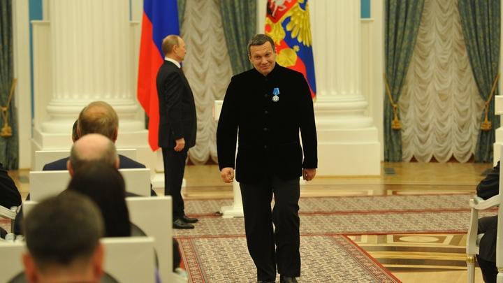 Оскорбил и Путина, и страну: Соловьев прямо рассказал, почему назвал мразью татарстанца и ответил обидевшимся