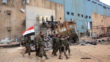 Российский Центр вСАР засутки зафиксировал 14 нарушений режима перемирия