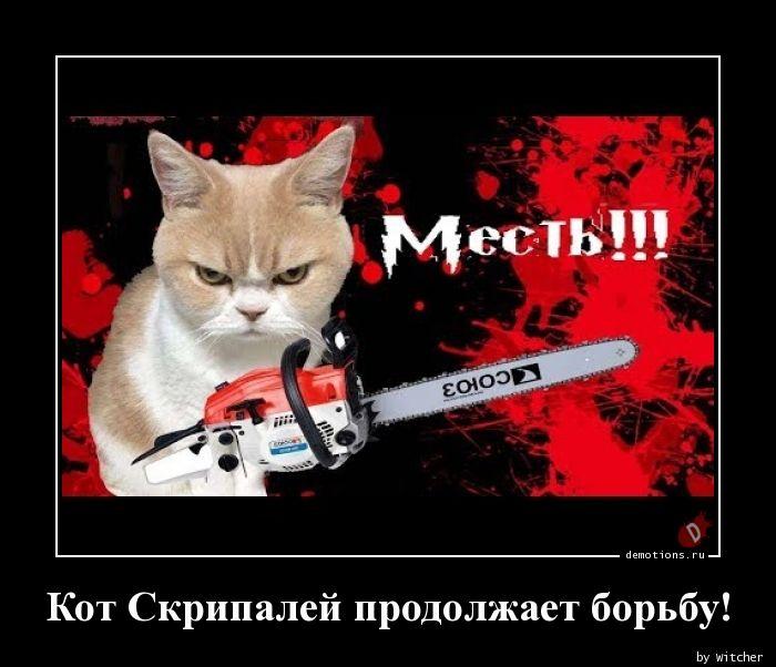 США введут санкции против России из-за Скрипалей