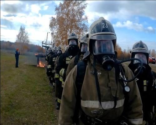 Ярославские спасатели прошли испытание психики