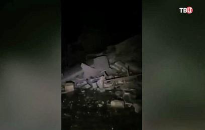 Данных о пострадавших россиянах после землетрясения в Иране не поступало