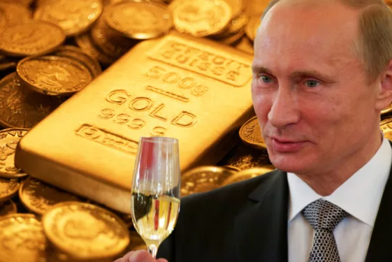 Один день Путина - одна зарплата со 140 миллионов человек