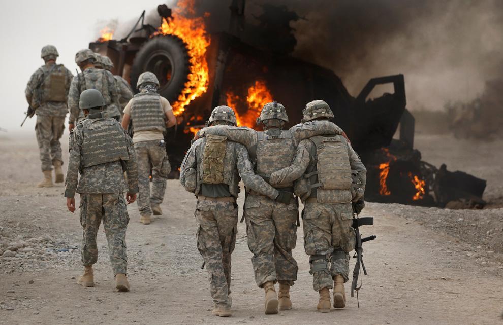 ИГИЛ наносит удары в Ракке и Дейр Зоре: уничтожены военные США и американская бронетехника (+ФОТО, ВИДЕО)