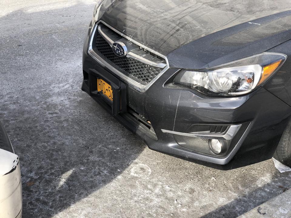 Как защищают авто от контактной парковки в Нью-Йорке