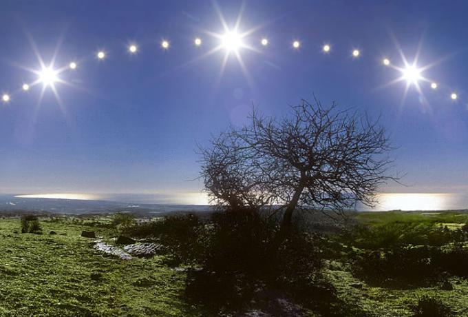 День летнего солнцестояния. …