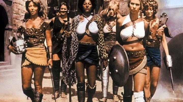 женщины-гладиаторы