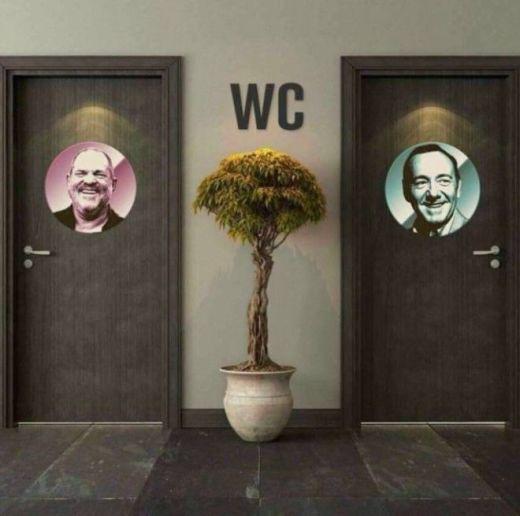 10 нереально крутых туалетных вывесок, которые приведут вас в полный восторг