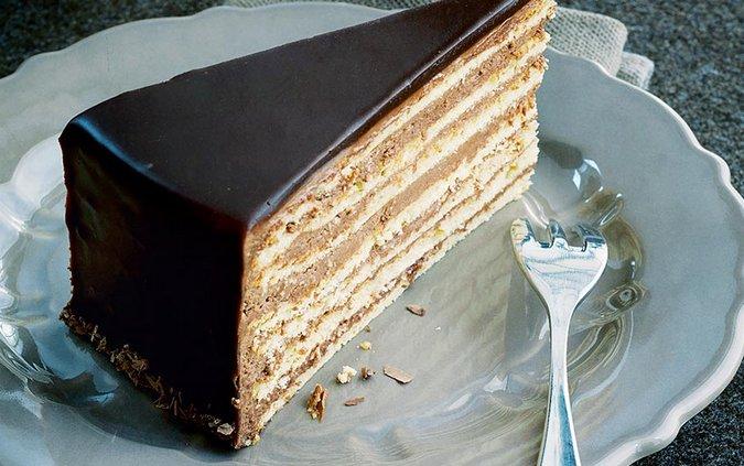 Торт «Принцесса Сисси»