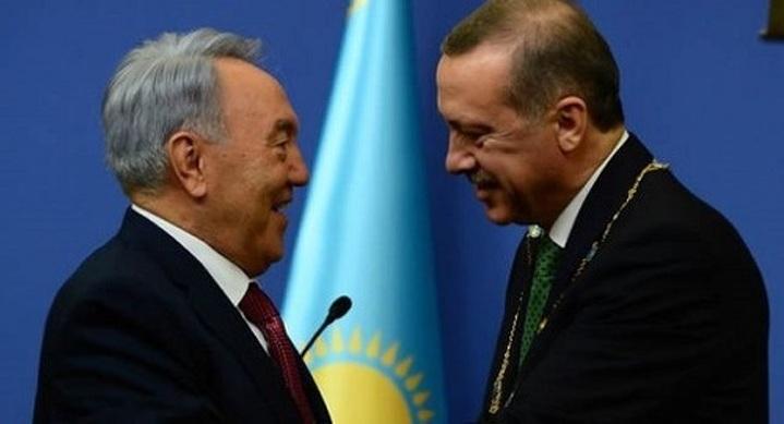 Эрдоган призвал Назарбаева и других президентов отказаться от доллара