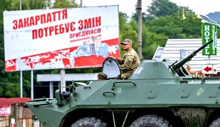 Венгрия начала Крымский сценарий