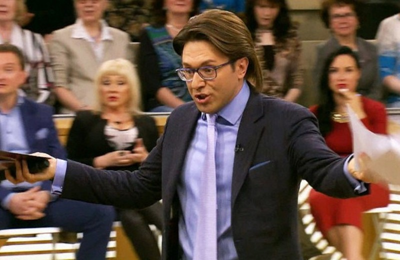 «Накипело» — Терпеливый Малахов в прямом эфире показал всю свою ярость