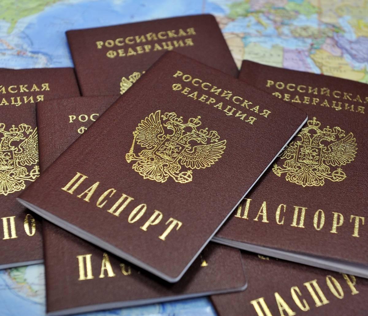 Депутаты предлагают упростить получение гражданства РФ для жителей Донбасса