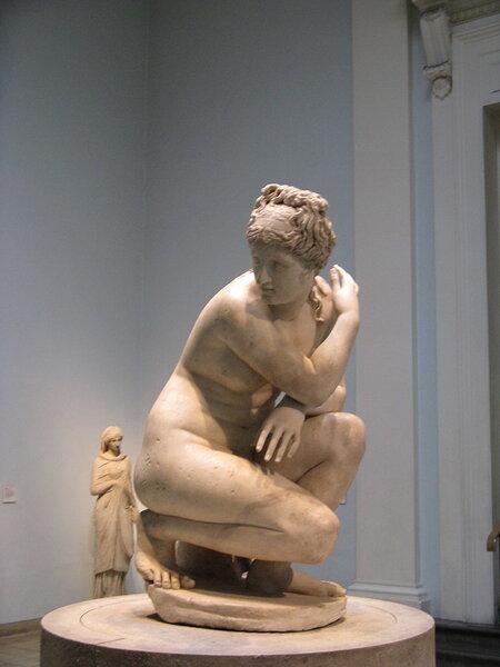 Кора (Гера Самосская), ок. 560 г. до н.э.