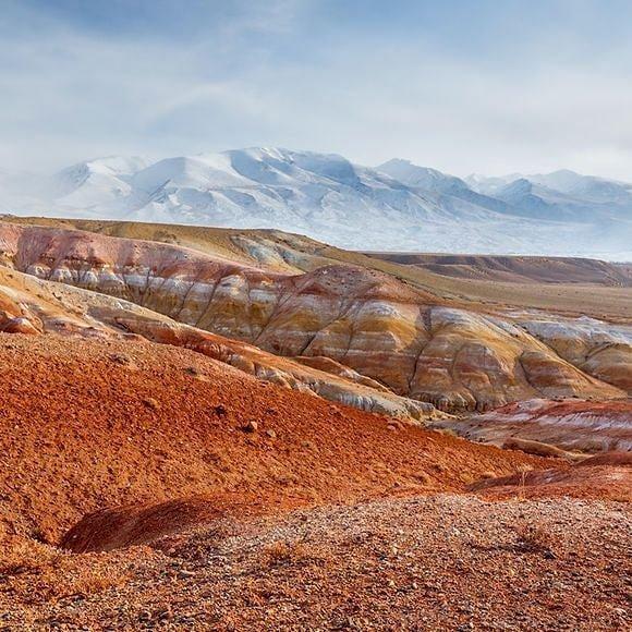 Кызылшин, Алтай марс, марсианские пейзажи, необычная местность, пейзажи, похоже на Марс, странная местность