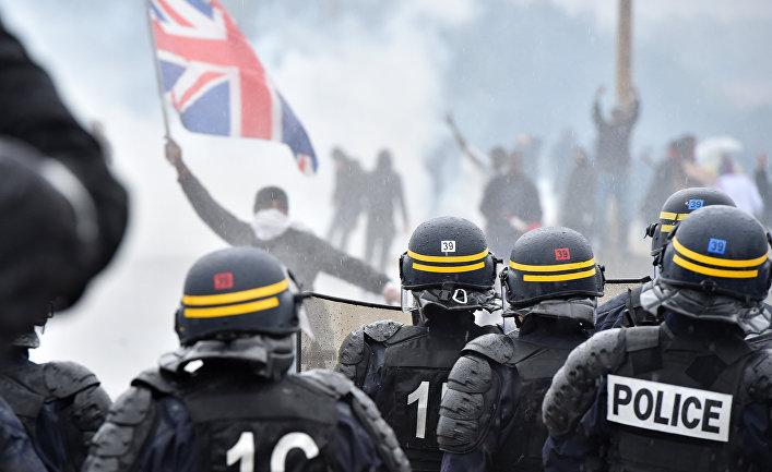 Подготовка к масштабной гражданской войне в Европе идет полным ходом (Parlamentní listy, Чехия)