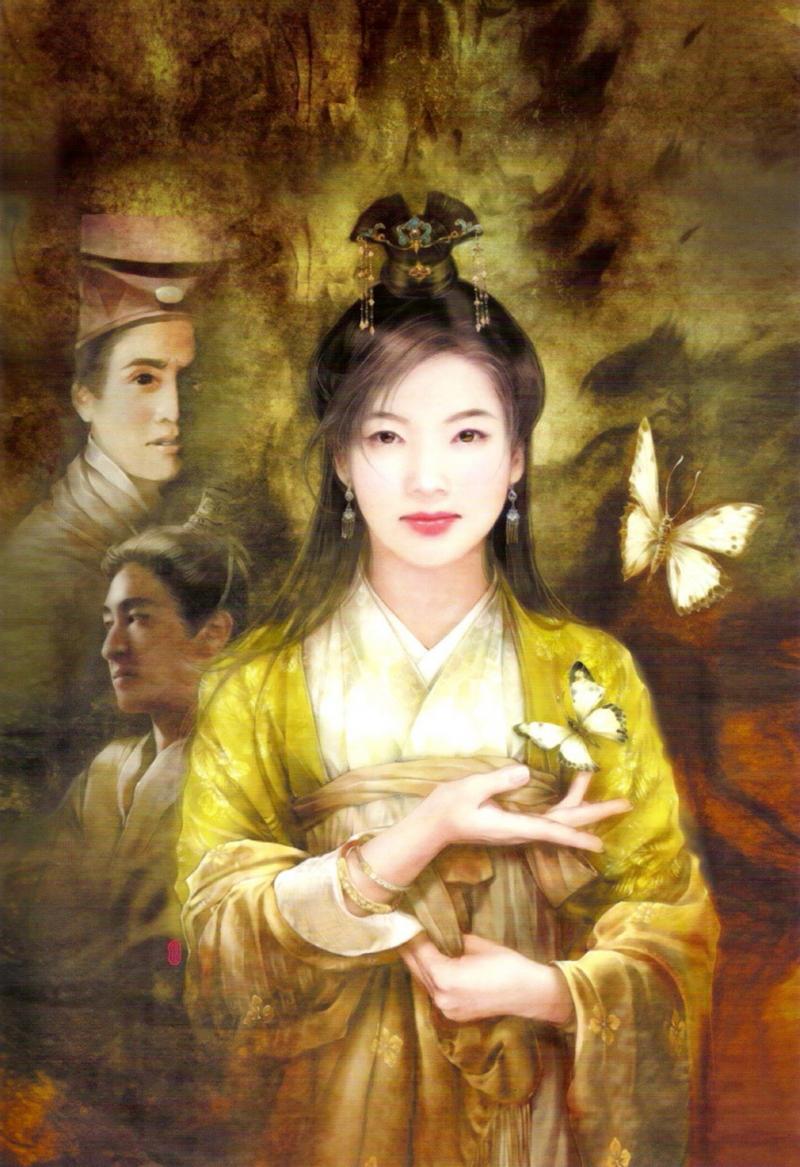 Тайваньская художница Дер Дж…