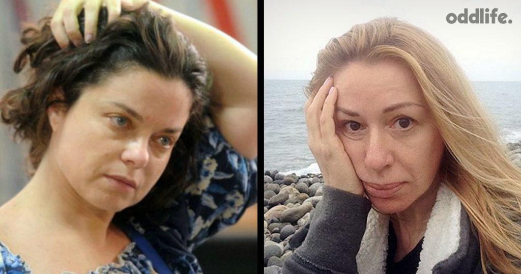 15 знаменитых женщин, которые рискнули показаться на публике без макияжа
