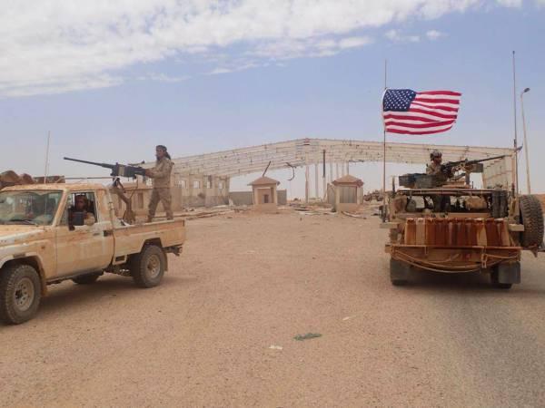 Эксперт объяснил тактику «американского кота» в Сирии