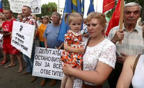 Россию погубит неадекватный …