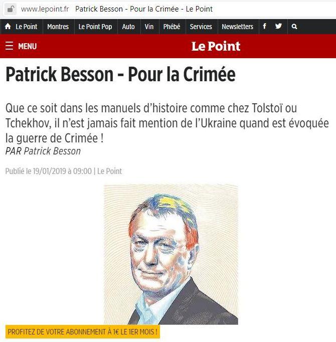 Владимир Карасёв: Французский вердикт – Крым русский, а не украинский
