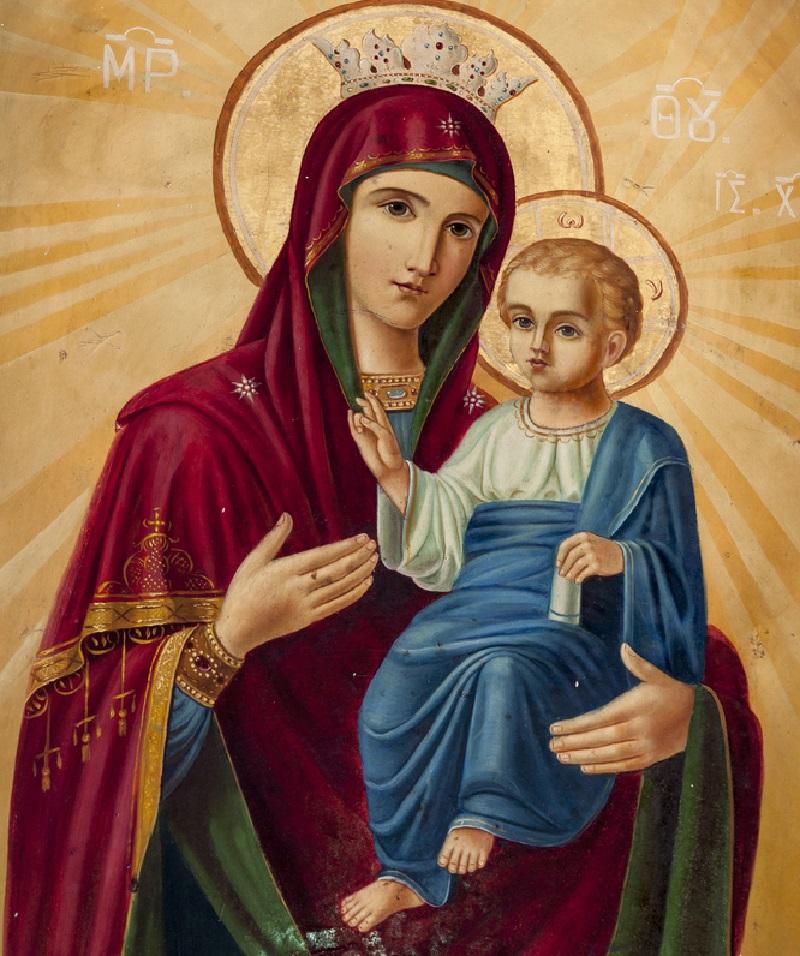 молитвы богородице на все случаи жизни