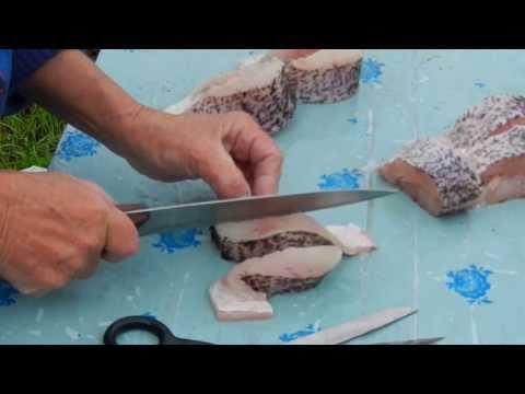 Щука жареная, одно из вкуснейших рыбных блюд, рецепт жарки и подготовки рыбы