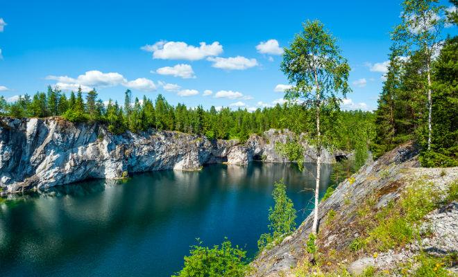 Куда отправиться осенью – подборка живописных мест России