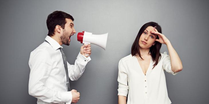 Неумение слушать