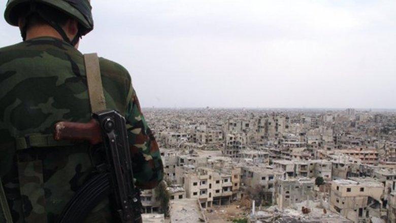 Мир без террора: российские добровольцы зачищают Сирию