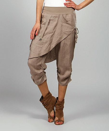Юбка-брюки (трафик)