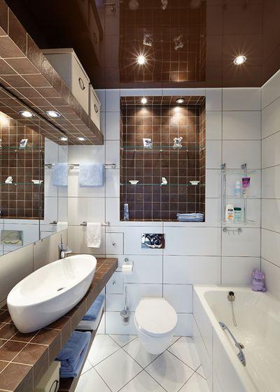 Современный Ванная комната by Светлана Коревская