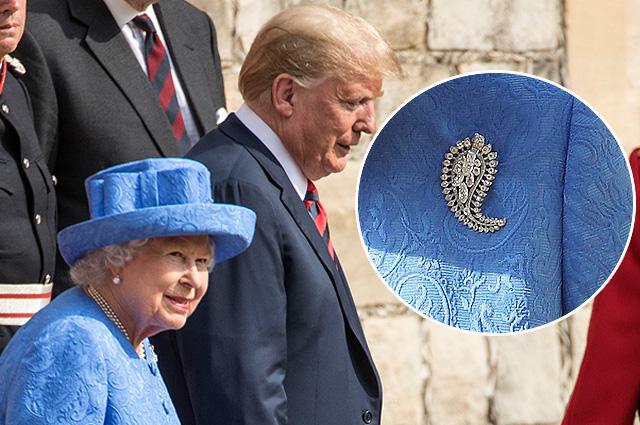 Королева Елизавета II затрол…