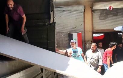 Как жители Сирии восстанавливают свои дома после войны