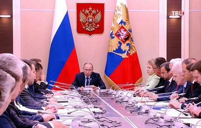 Путин назвал формирование цифровой экономики вопросом нацбезопасности