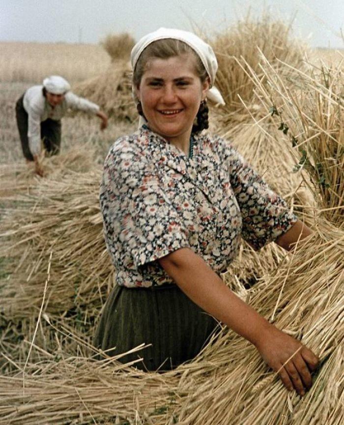 Вечные снимки: будни советских людей 1950-х в объективе Семена Фридлянда