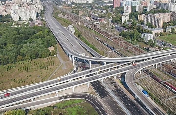Москва перевыполнила план по строительству дорог в 2018 году
