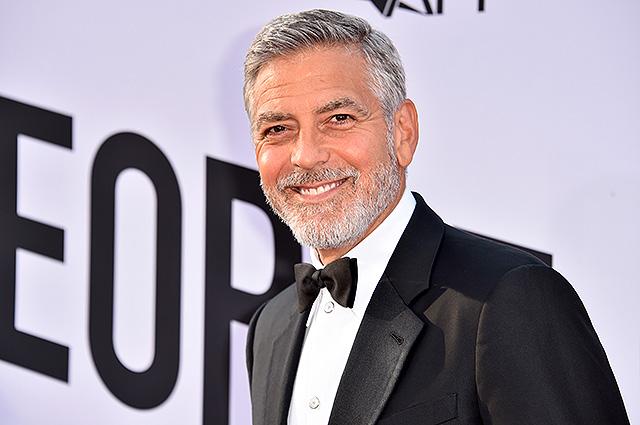 Джордж Клуни возглавил рейти…