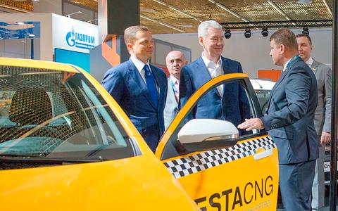 Москва хочет запретить работу таксистов с иностранными правами