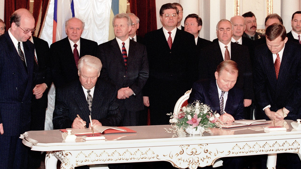 Денонсация «Большого договора» с Россией может стать ударом отложенной смерти для Украины