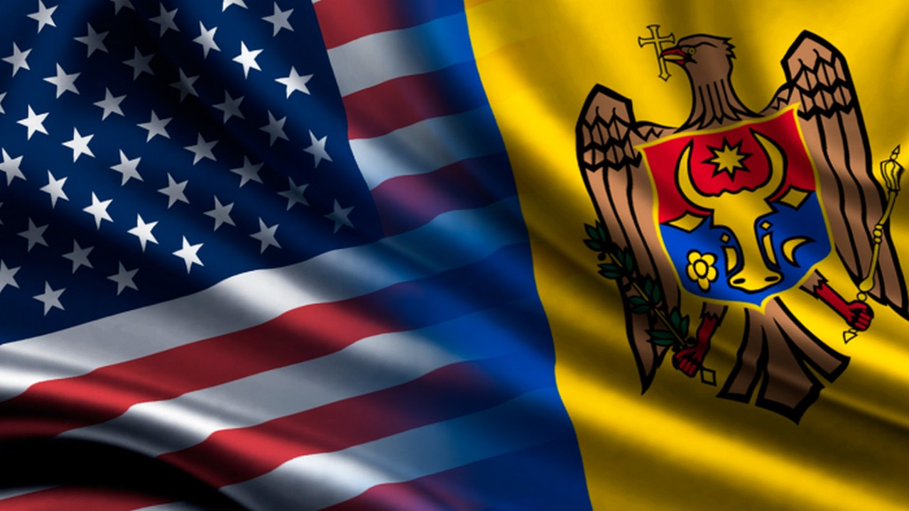 США подталкивает народ Молдо…