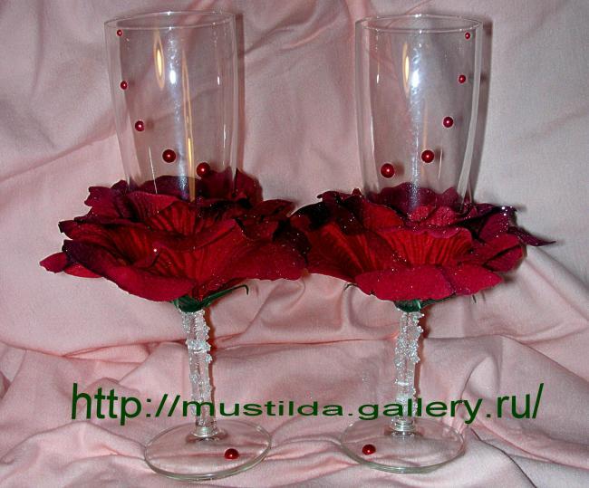 Подарок друзьям на рубиновую свадьбу 9