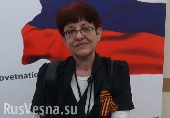 Львовянку-антифашистку Бойко прямо сейчас выдворяют из России на Украину